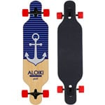 Aloiki Nautic Komplett Longboard 2015 - Drop Through