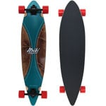 Aloiki Surfing Komplett Longboard Pintail - Top Mount