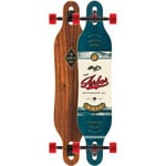 Arbor Axis Drop Through Komplett Longboard 2015 - Red