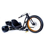 Driftwerk Traid Drift Trikes Blast Black/Orange