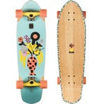 Globe Big Blazer Longboard - Palm Fish
