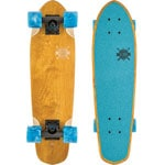Globe Blazer 26 Cruiser Skateboard - Natural/Blue