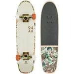 Globe Bruiser Mini Cruiser Skateboard - Jungle
