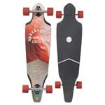 Globe The Cutler Longboard Crimson Chill