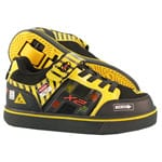 Heelys Rollschuhe X2 Bolt Plus  Black Yellow Caution