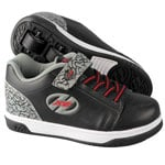 Heelys Rollschuhe X2 Dual Up 770488 Black Grey