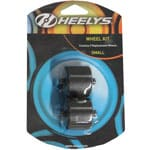 Heelys Wheel Kit Fats Wheels Ersatzrollen Black