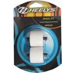 Heelys Wheel Kit Fats Wheels Ersatzrollen White