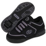 Heelys Rollschuhe Fierce 7617 - Black/Charcoal