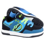 Heelys Rollschuhe Flow Royal Black Lime
