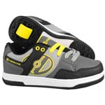 Heelys Rollschuhe Flow Black Grey Yellow