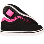 Heelys Launch Rollschuhe Black/Neon Pink-White