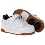 Heelys Plus X2 Lighted White White Gum