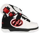 Heelys X2 Plus Rollschuhe White/Black/Red