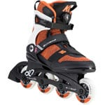 K2 Alexis 80 BOA Inline Skates Black Gray Orange