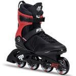 K2 FIT 80 Pro M Herren-Inlineskates Black/Red