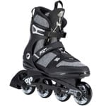 K2 FIT 80 PRO Inline Skates Black/Gray