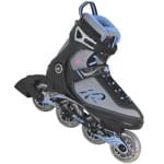 K2 Flight 80 W Inline Skates 3050860 Grey/Blue