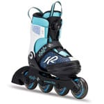 K2 Marlee Boa Junior Kinder-Inlineskates Blue/White