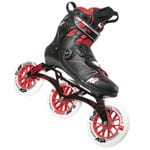K2 MOD 125 Inline Skates Black/Red