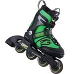 K2 Raider Pro Junior Inline Skates 30A0218 2016 - Green