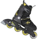 K2 Sk8 Hero Pack Junior 303006 Black/Yellow