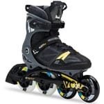 K2 VO2 100 X Pro Herren-Inlineskates Black/Grey/Yellow