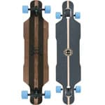 Long Island Liam Komplett Longboard Drop Through - Blue