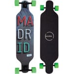 Madrid Miami Basic Komplett Longboard - Top Mount