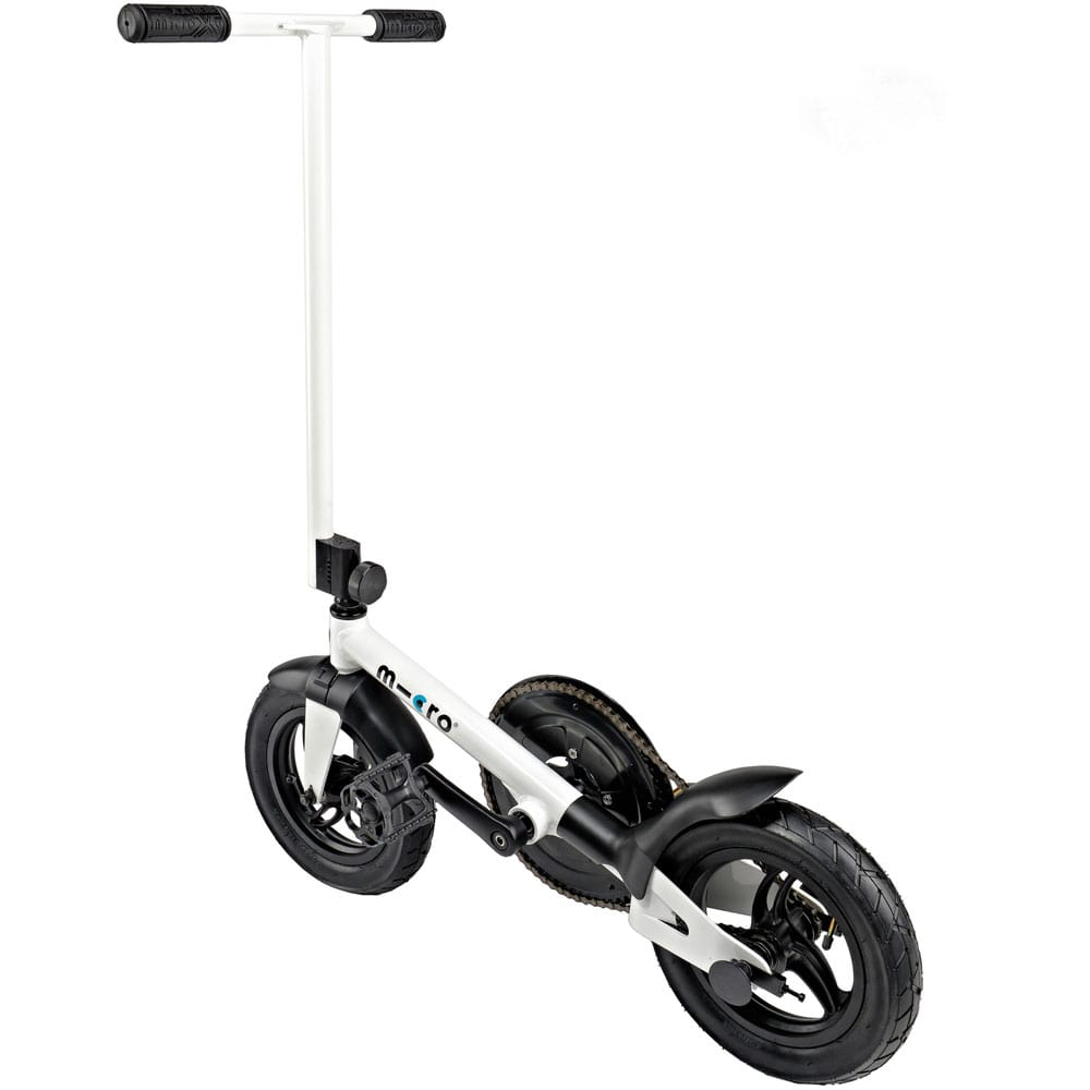 Micro Pedalflow Scooter White