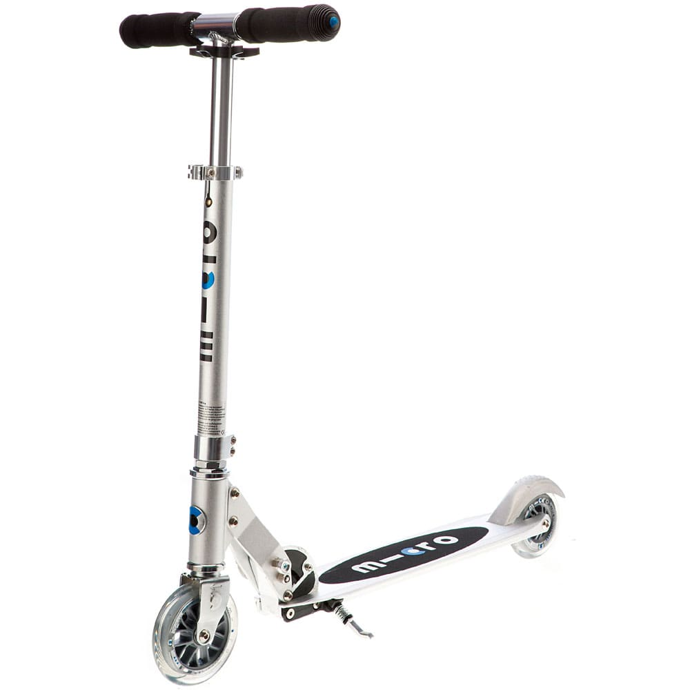 Micro Scooter Sprite City-Roller Silver