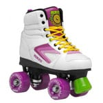 Roces Kolossal Rollschuhe (White/Purple/Yellow)