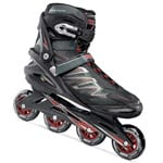 Roces Big ZYX Inline Skates Inline Black/Crimson Red