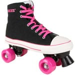 Roces Chuck Classic Roller Black/Pink