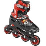 Roces Compy 6 Black/Red