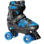 Roces Quaddy Boy Black Astro Blue