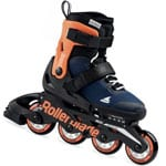 Rollerblade Microblade Midnight Blue/Warm Orange