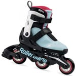 Rollerblade Microblade Free 3WD G Ice Blue/Raspberry