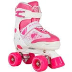 Rookie Pulse Kinder-Rollschuhe Pink/White