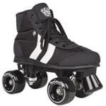 Rookie Rollerskates Retro V2.1 Black White