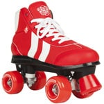 Rookie Rollerskates Retro V2 Red White