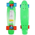 Stuf Funny Retro Mini Cruiser Skateboard 131483-002 Green