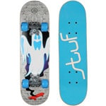 Stuf Kids Skateboard - Blue