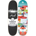 Stuf Pop Skateboard Tomato Soup