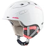 Alpina Snow Mythos Skihelm White Flamingo