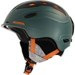 Alpina Snow Mythos Skihelm Pine-Green Matt