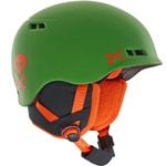 anon Burner Skihelm Green Skull