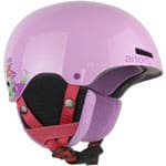 Anon Rime Kinder-Snowboardhelm Wildlife Purple