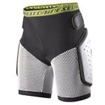 Dainese Action Short Evo Herren-Protketorhose Black/White