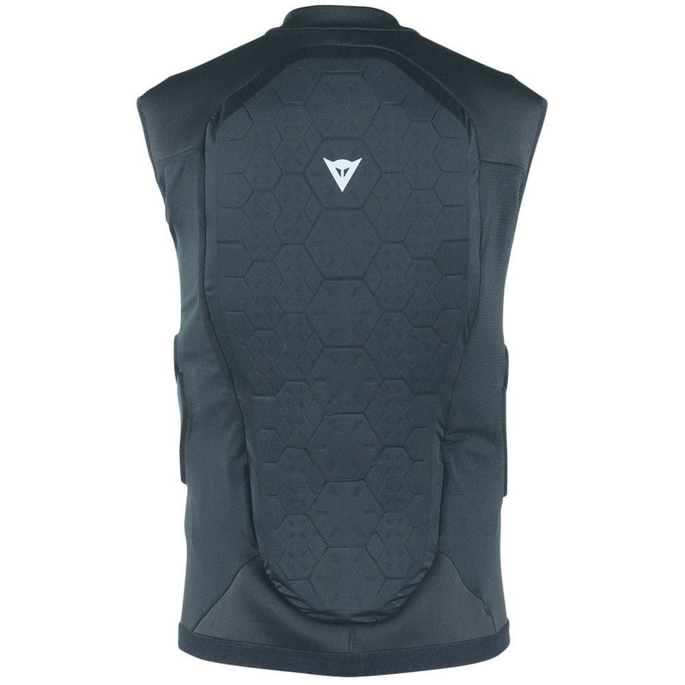 Dainese Flexagon Waistcoat Kid Kinder-Rueckenschutz Black